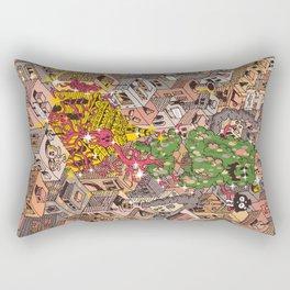 Don't leave me Rectangular Pillow