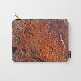 Fire Stone rustic decor Carry-All Pouch