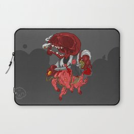 The Four Horsemen of the Apocalypse (Red) Laptop Sleeve