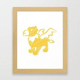 Griffin Framed Art Print