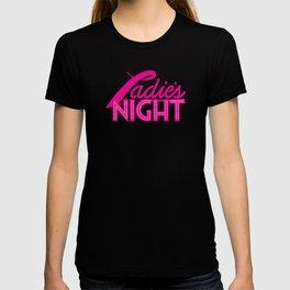 Ladie's Night Logo T-shirt