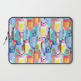 Busy budgies Laptop Sleeve