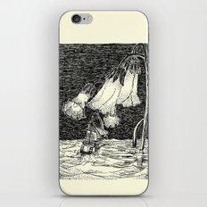 navigation improbable iPhone & iPod Skin