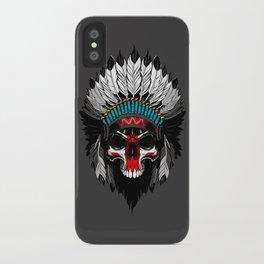 Mohawk #society6 #buyart #buy #decor iPhone Case