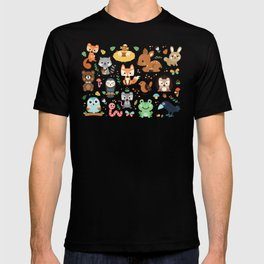 Woodland Animal T-shirt