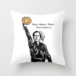 Ernie McCracken Throw Pillow