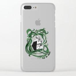 Vlad the Inhaler Clear iPhone Case