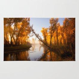 Golden River Rug