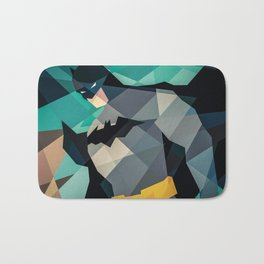 DC Comics Superhero Bath Mat