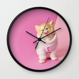 Fem The Future Wall Clock