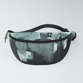 Abstract painting, minimalist Fanny Pack