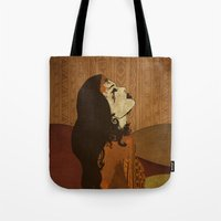 ethnic Tote Bags featuring Ethnic.. by Viviana Gonzalez