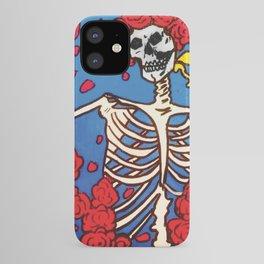 Skull & Roses   Pop Art iPhone Case