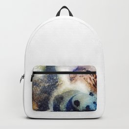 Animals Painting Backpack