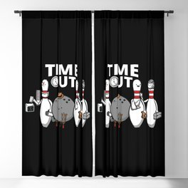 Time Out Blackout Curtain