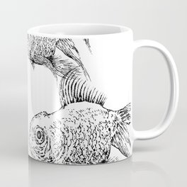 Goldfishes Coffee Mug