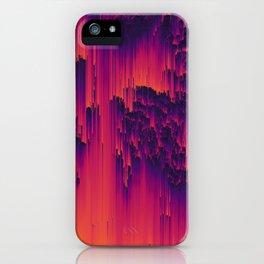 JUST HEAT iPhone Case