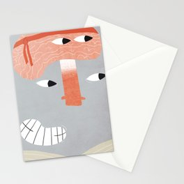 Karate Stationery Cards