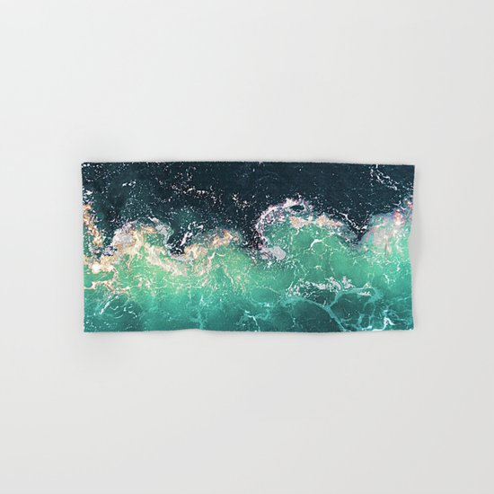 Ocean1 Hand & Bath Towel