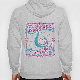 The Best Avocado Flatulence Hoody