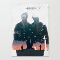 True Detective - The Long Bright Dark Canvas Print