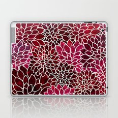 Floral Abstract 2 Laptop & iPad Skin