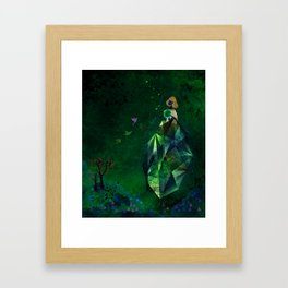 Attractive Framed Art Print