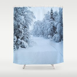 Winter Came Shower Curtain
