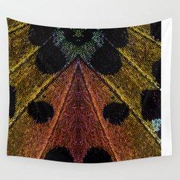 Butterflies Love Geometry Wall Tapestry