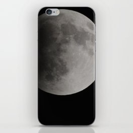 Eclipse Day iPhone Skin