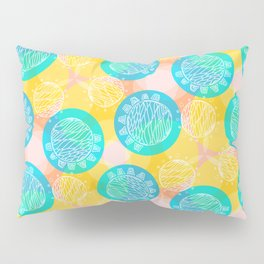 Awesome Balls Pillow Sham