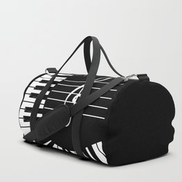 Piano Keys I Duffle Bag