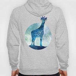 Celestial Giraffe Hoody