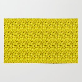 When life gives you lemons, make a pattern Rug