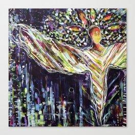 Come To Love Canvas Print