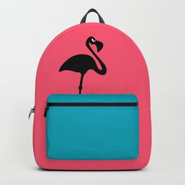 Angry Animals: Flamingo Backpack