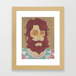 The Owl Framed Art Print