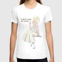 marie antoinette T-shirts featuring Marie Antoinette by DanniSketches