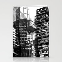 urban Stationery Cards featuring Urban by Marian - Claudiu Bortan
