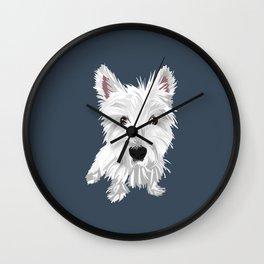 Fergus Wall Clock