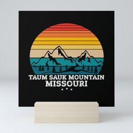 TAUM SAUK MOUNTAIN MISSOURI Mini Art Print