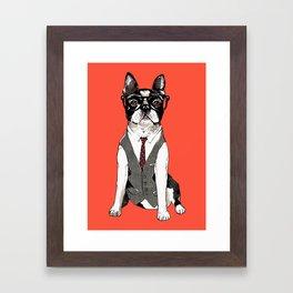 Like A Bosston Framed Art Print