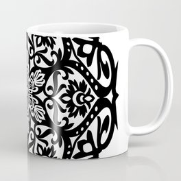 Tal Art Mandala Coffee Mug