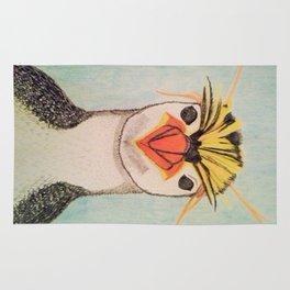 Rock Hopper Penguin Rug