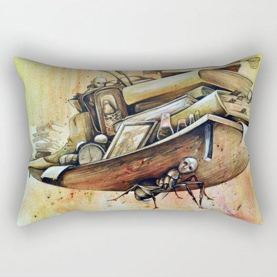 school Rectangular Pillow
