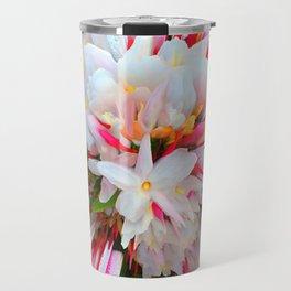 Flowers of  Pure Love Essence Travel Mug