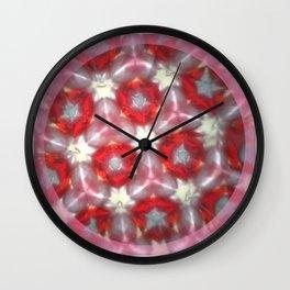 Caleidoscope Wall Clock