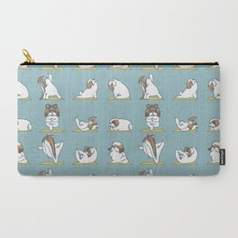 Shih Tzu Yoga Carry-All Pouch