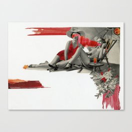 Paint A Picture Canvas Print