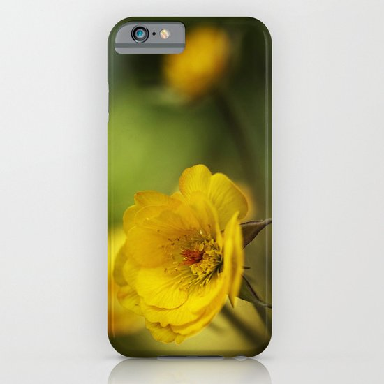 yellow. iPhone & iPod Case